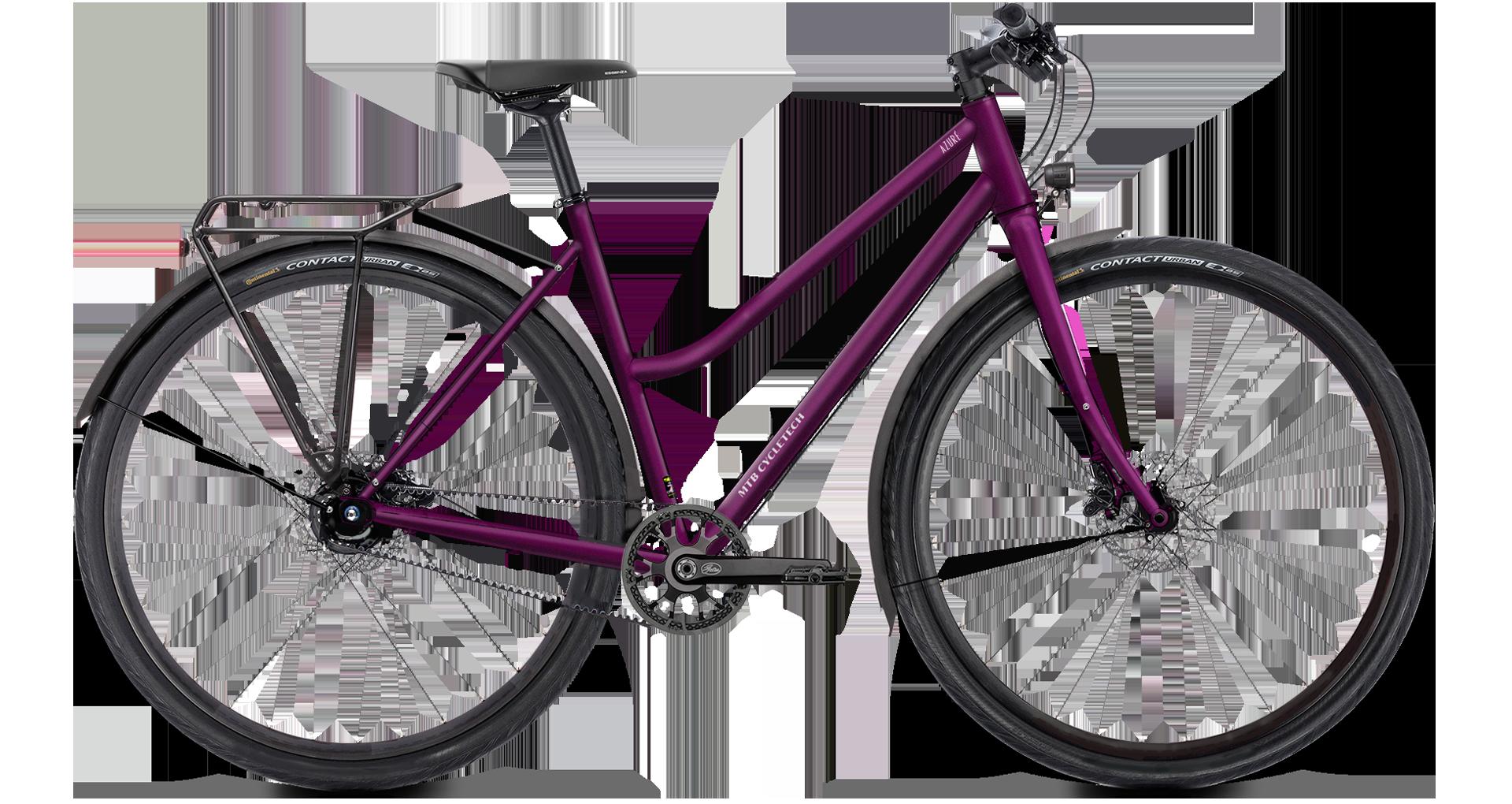 Modell - Azure lady - MTB Cycletech