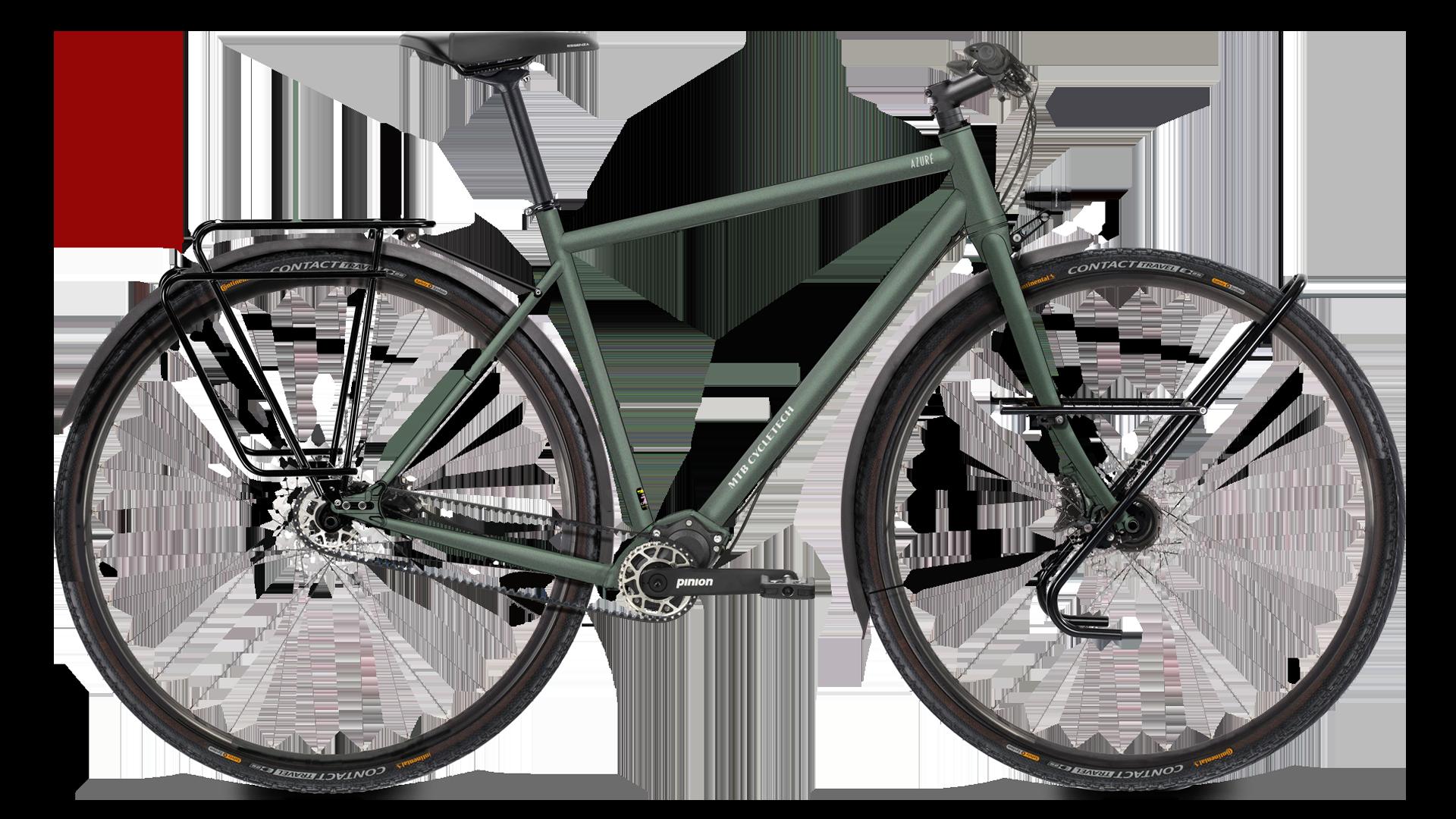 Modell - Azure Pinion - MTB Cycletech