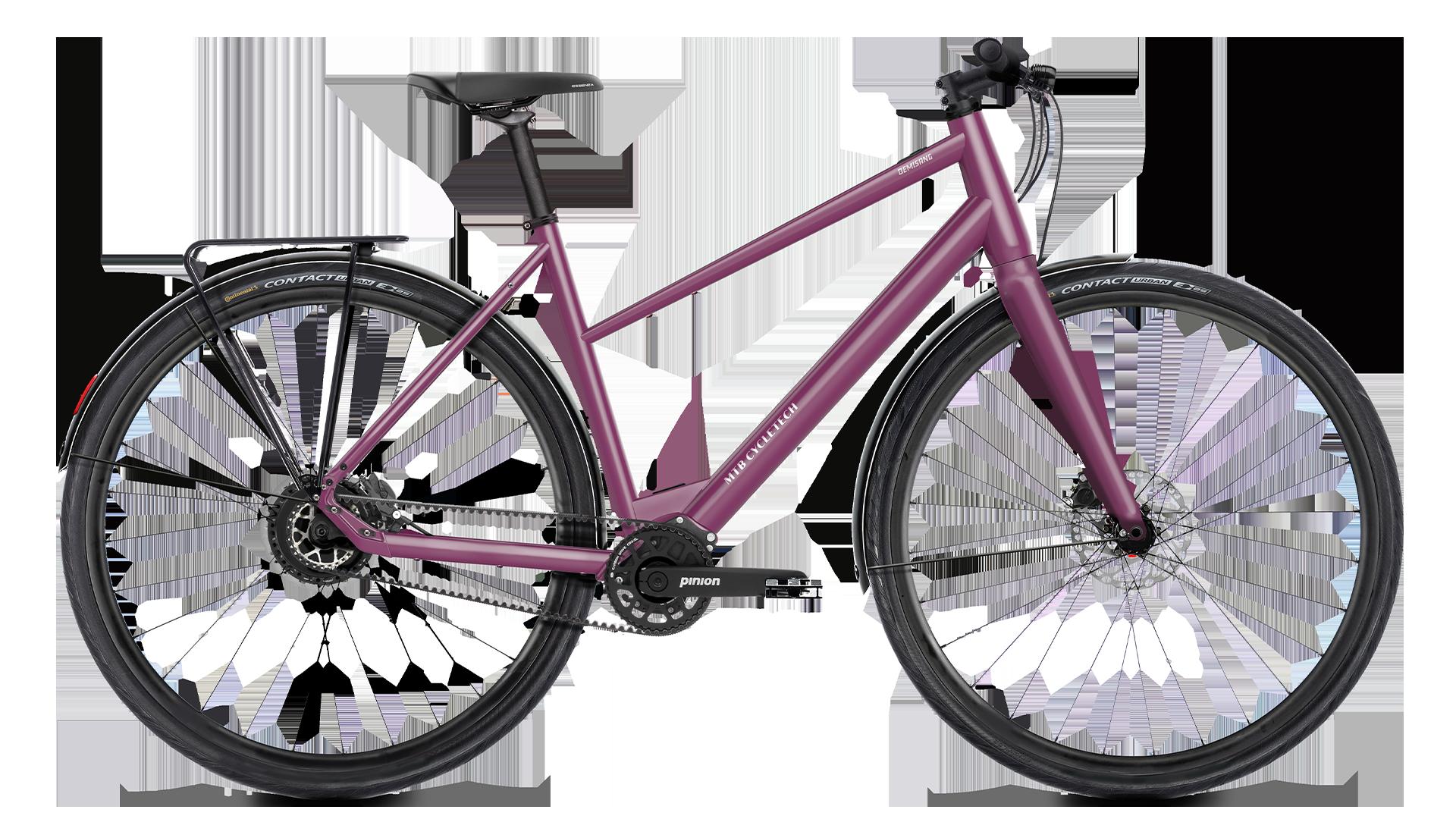 Modell - Demi Sang lady - MTB Cycletech