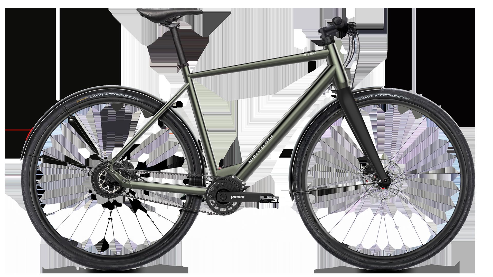 Modell - Demi Sang man - MTB Cycletech