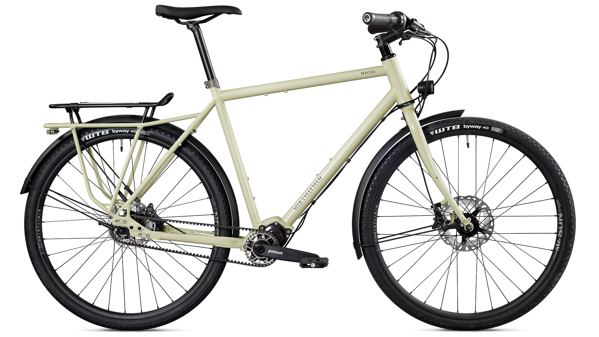 Modell - Papalagi GPi - MTB Cycletech