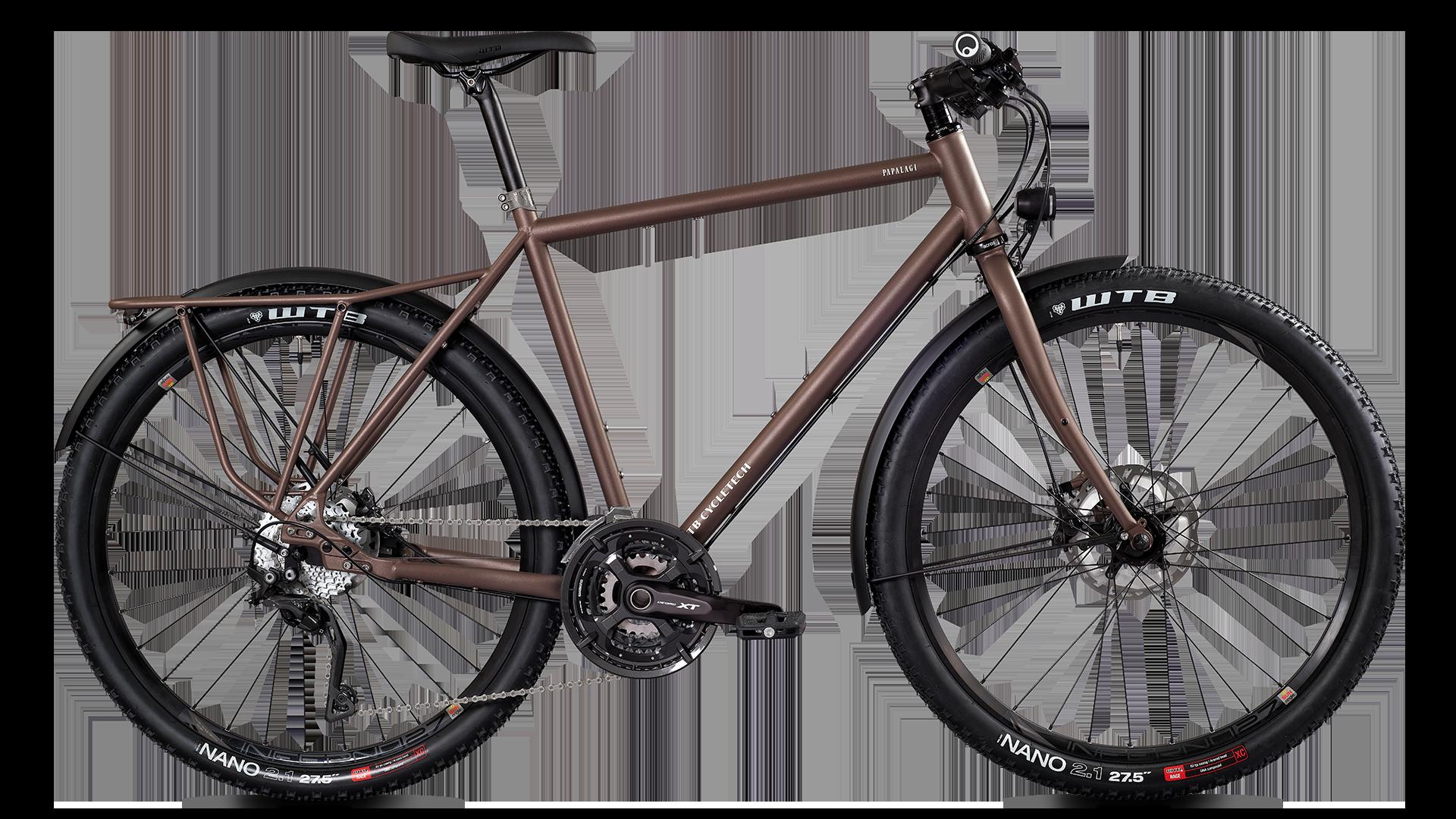 Modell - Papalagi Gi - MTB Cycletech