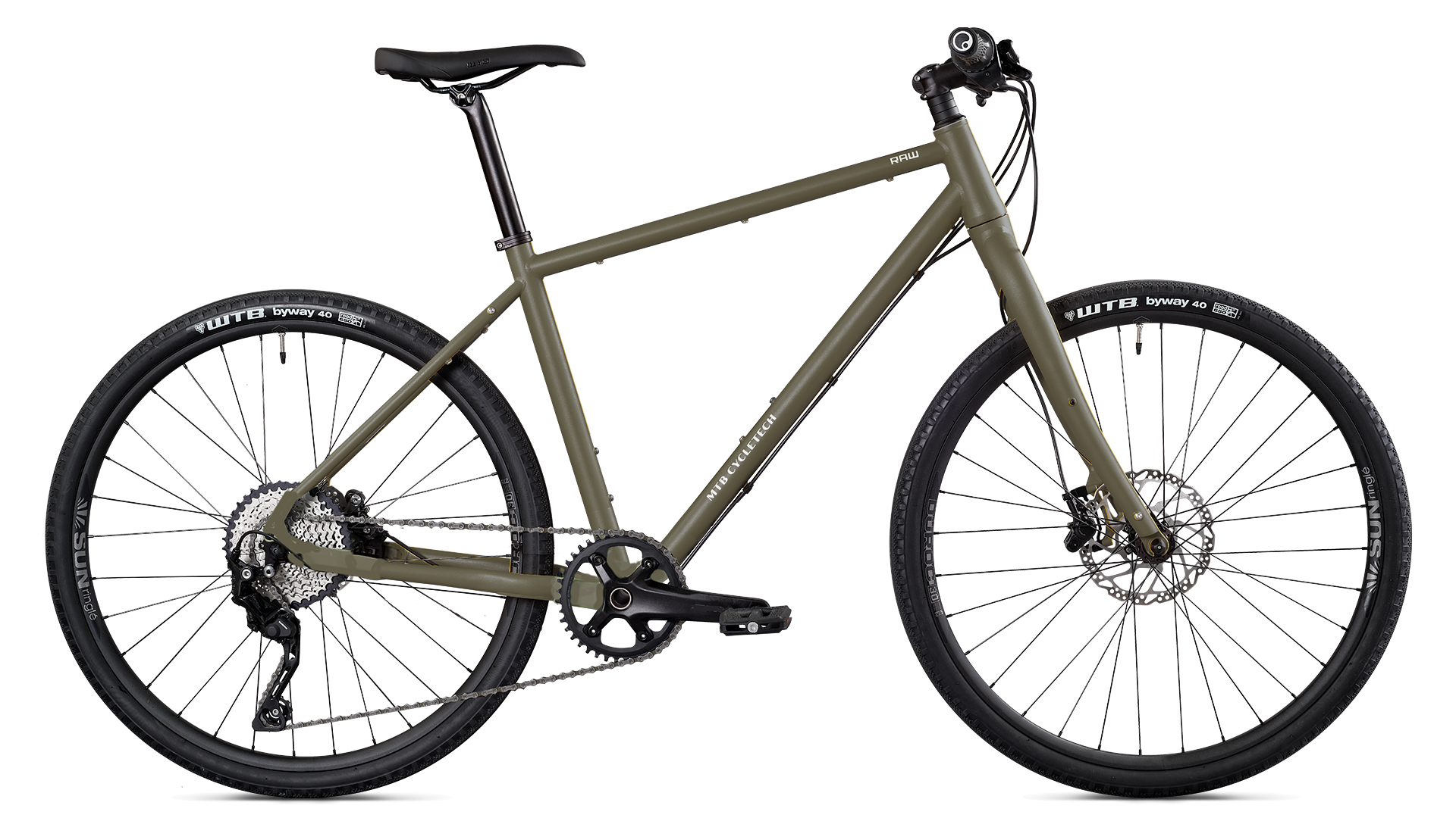 Modell - Raw G - MTB Cycletech