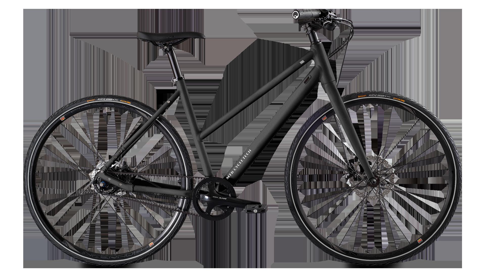 Modell - Tool lady - MTB Cycletech