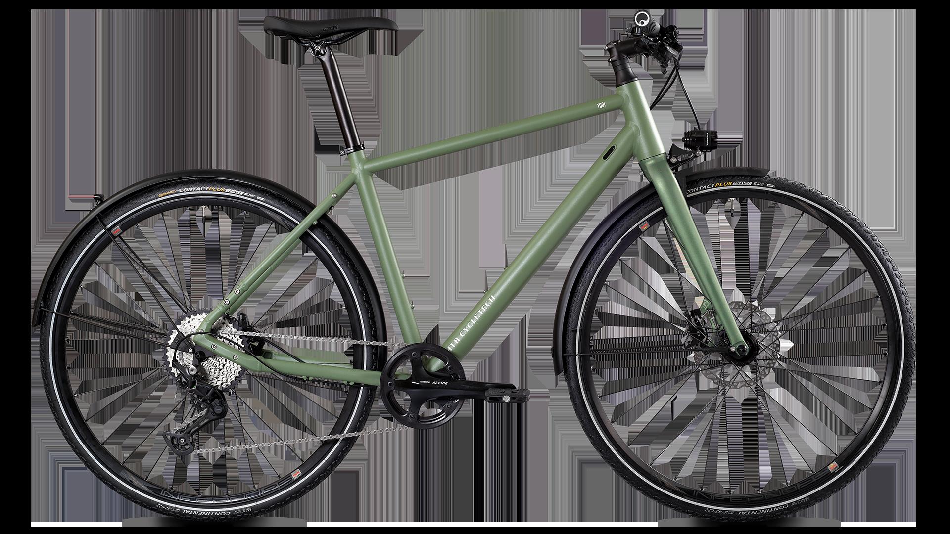 Modell - Tool man - MTB Cycletech